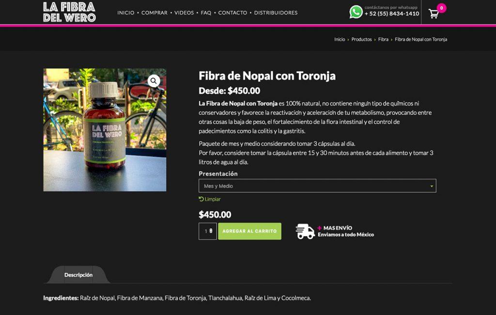 agencia web sanpedro