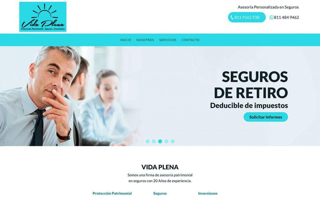 pagina Web monterrey
