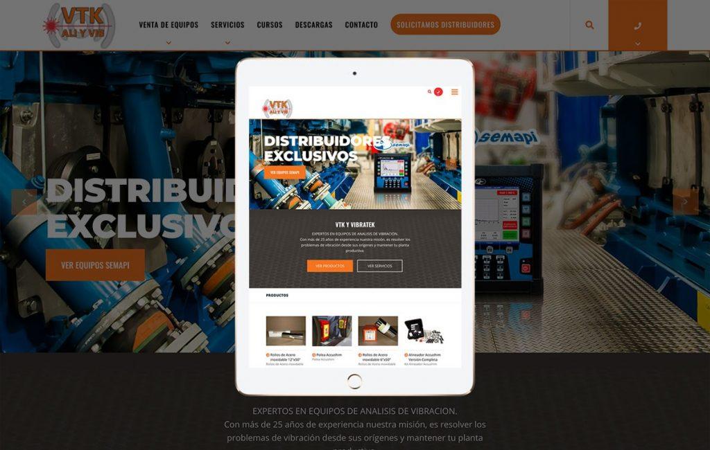 paginas web en monterrey