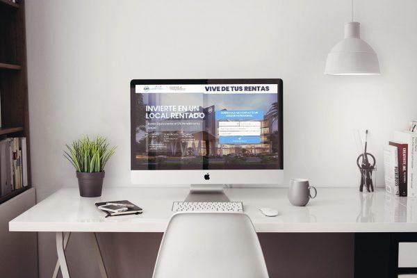 Diseño de pagina web monterrey