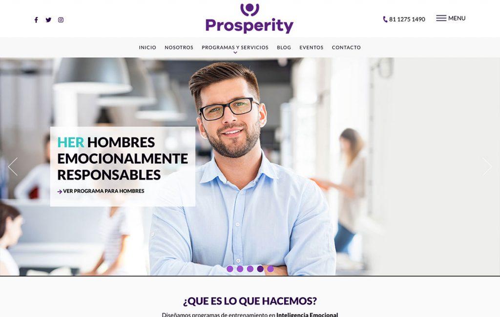 Diseño pagina web en monterrey