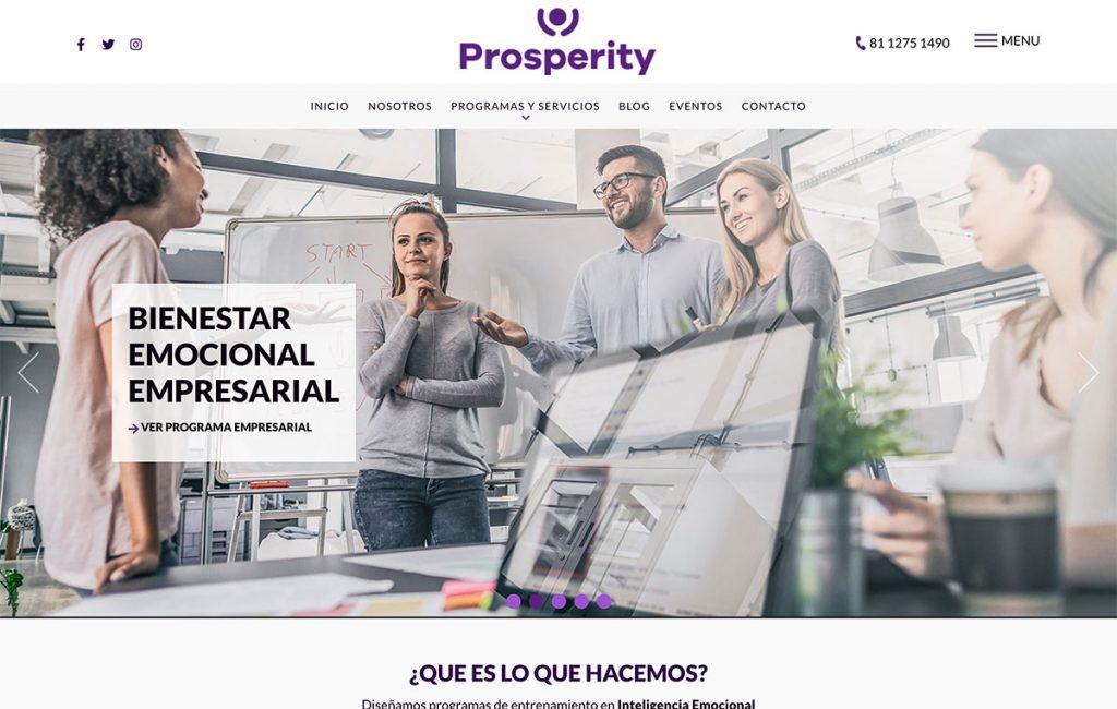 Diseño pagina web monterrey