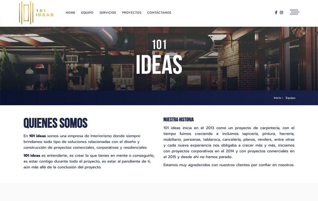 diseño de sitios web en monterrey