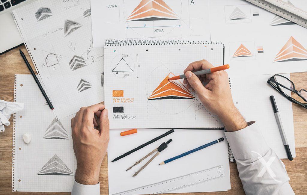 como diseñar una marca