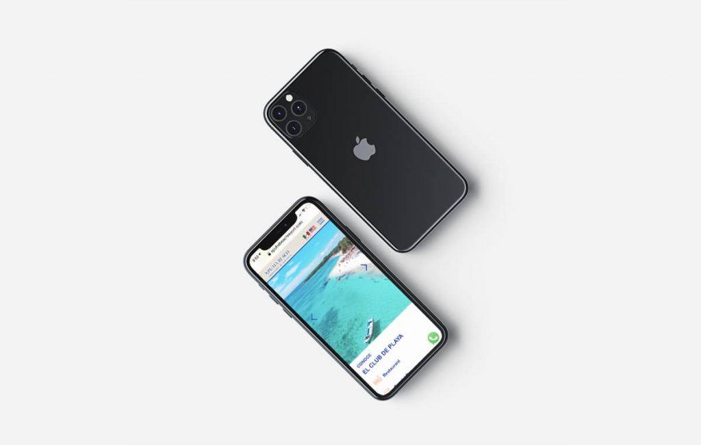 diseño de paginas web móviles