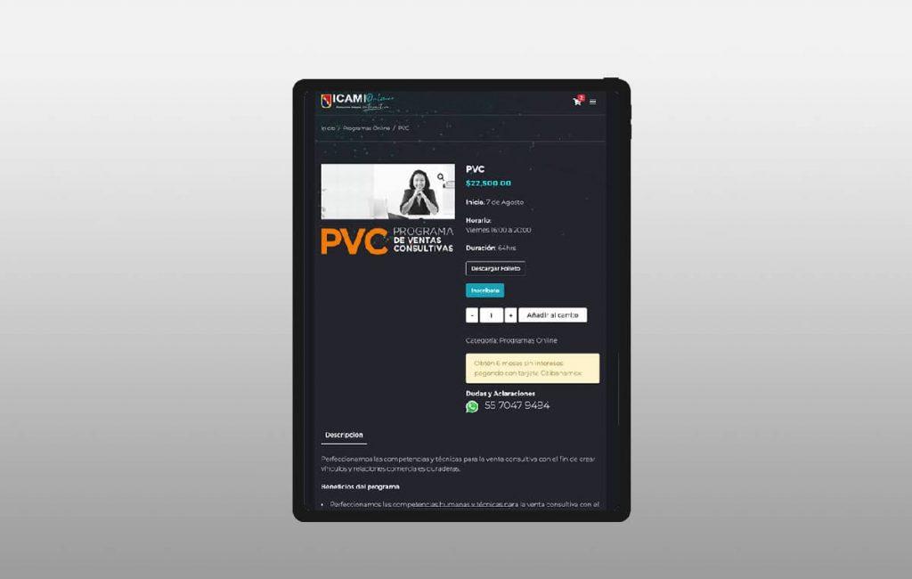 diseño tienda virtual monterrey