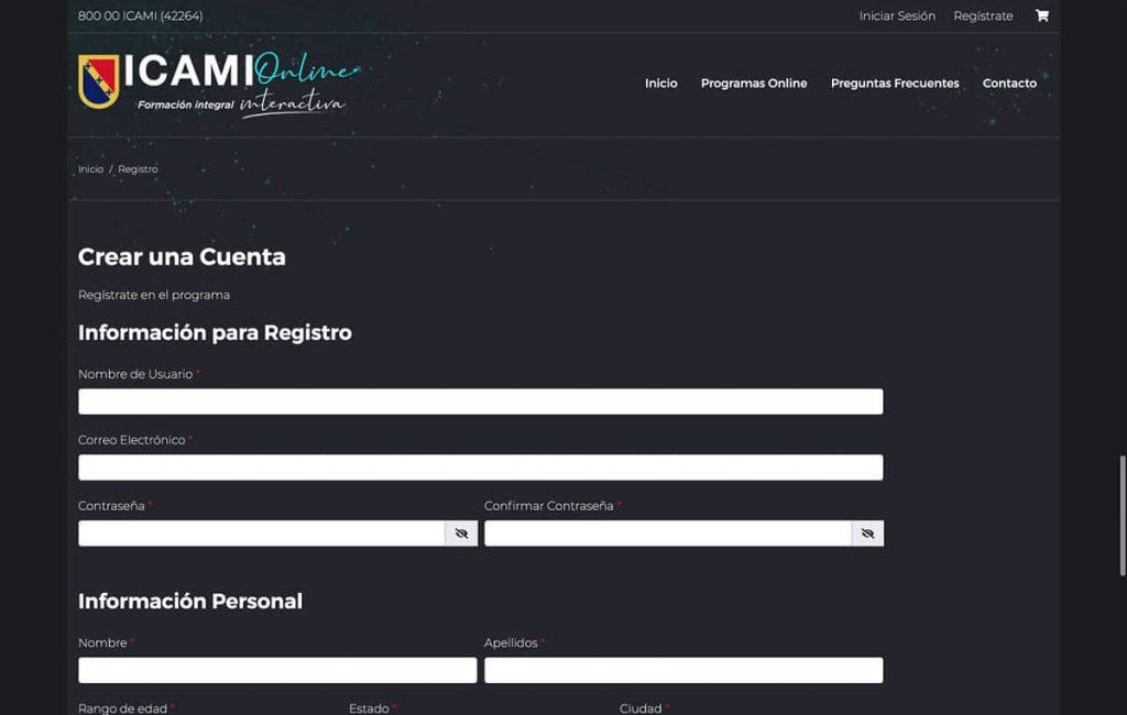 sitio web ecommerce monterrey