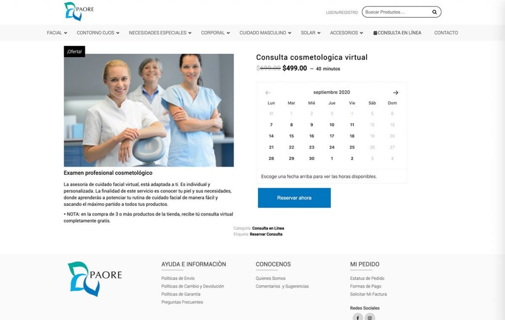 diseño web ecommerce monterrey