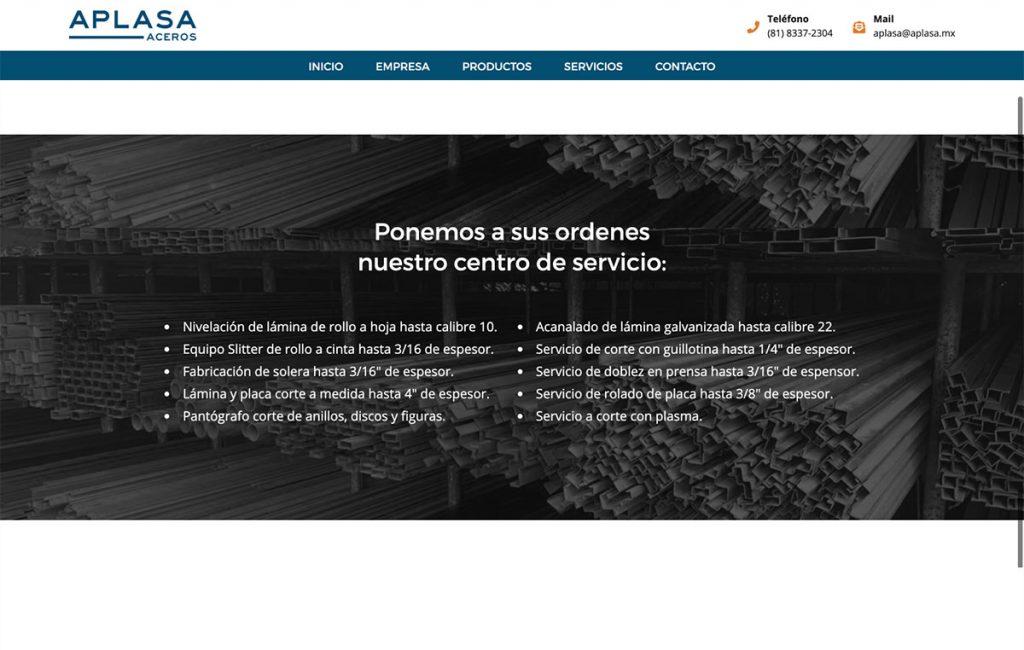 paginaweb monterrey