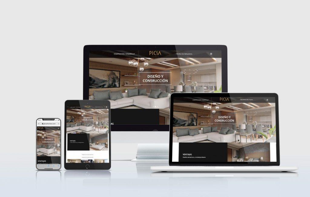 diseño de sitio web monterrey profesional