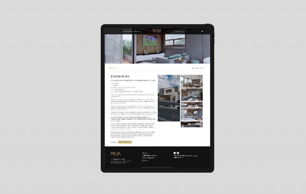 diseño de sitio web responsivo monterrey profesional