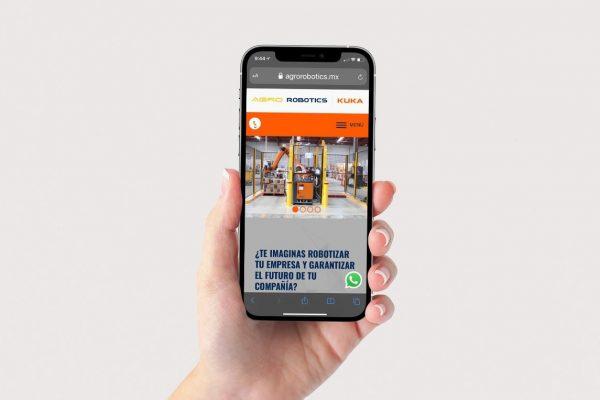 diseño de paginas web móvil