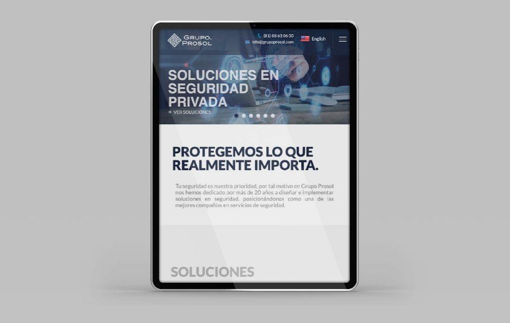 Diseño de sitios de internet en Monterrey