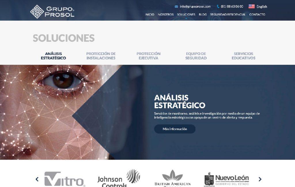 Diseño de página Web monterrey