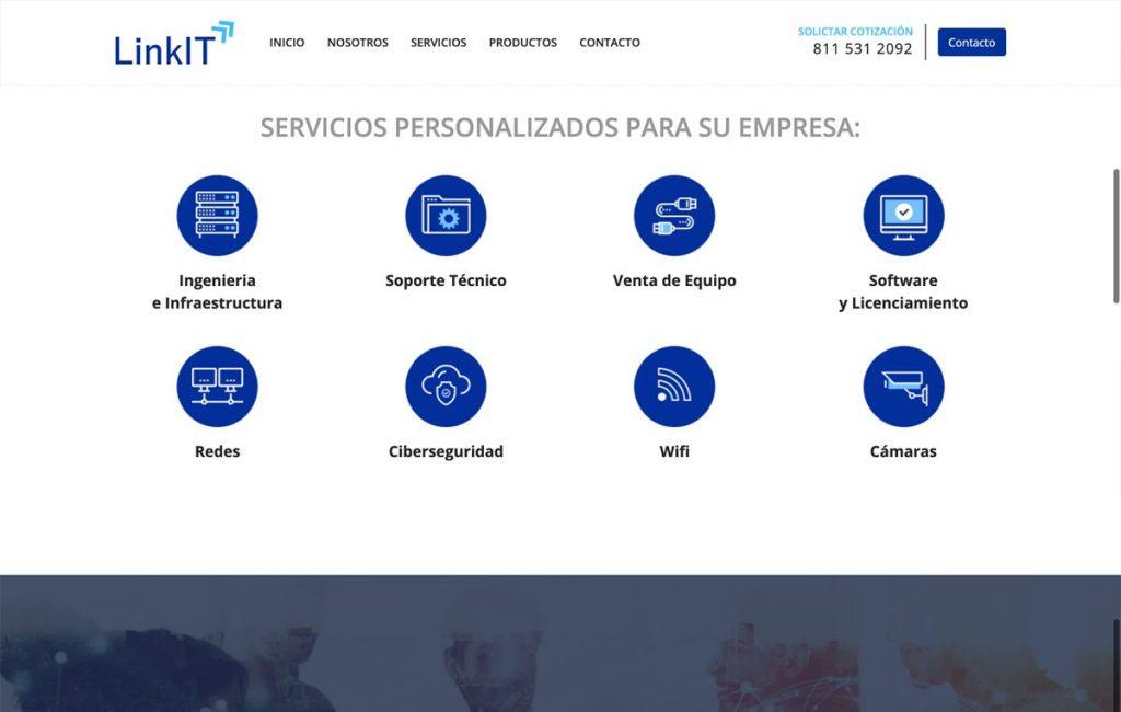 diseño de sitios web monterrey