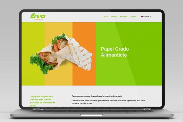 diseño De paginas de internet