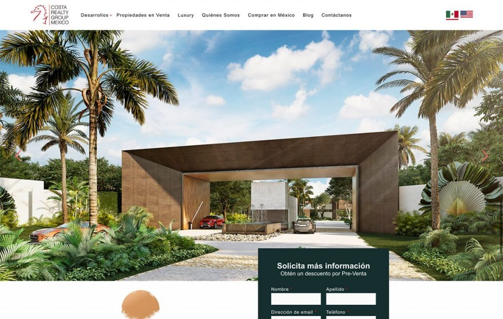 sitio web monterreu