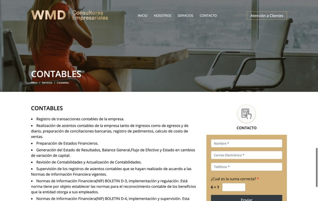 diseño web responsivo monterrey