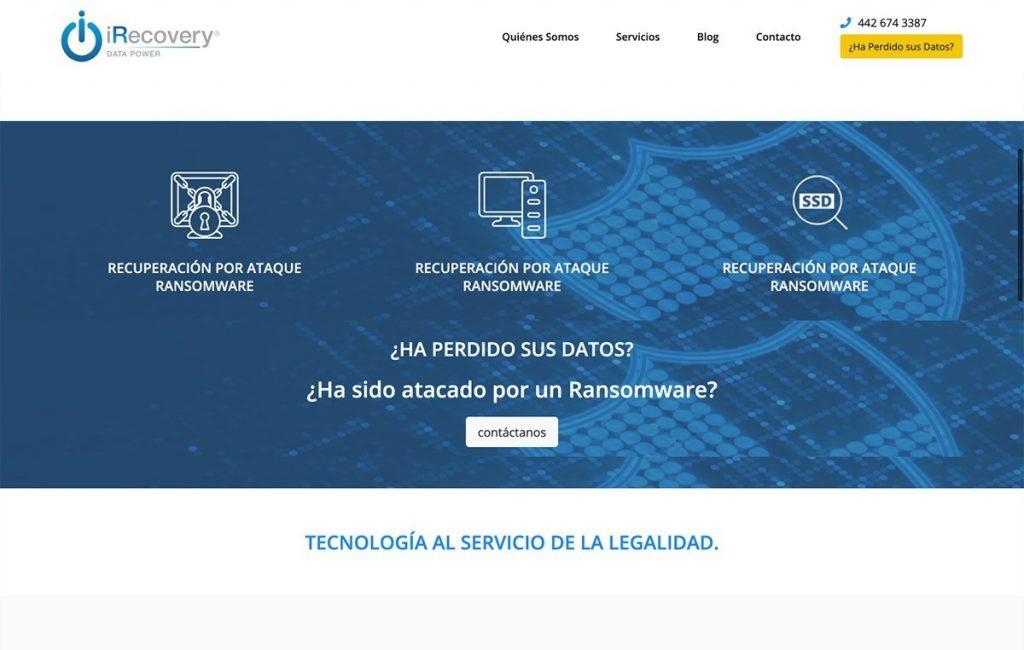Diseño de paginas web sanpedro