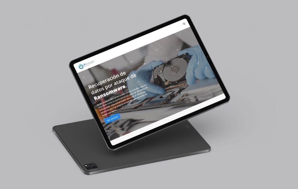 Diseño de sitio web mty