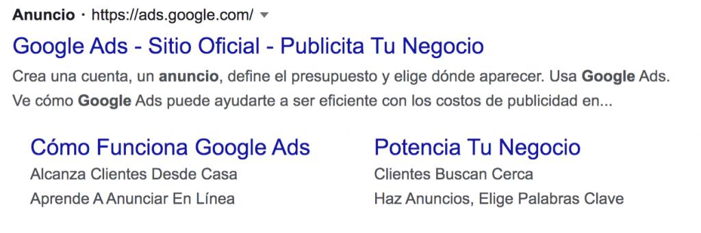 anuncios de google ads