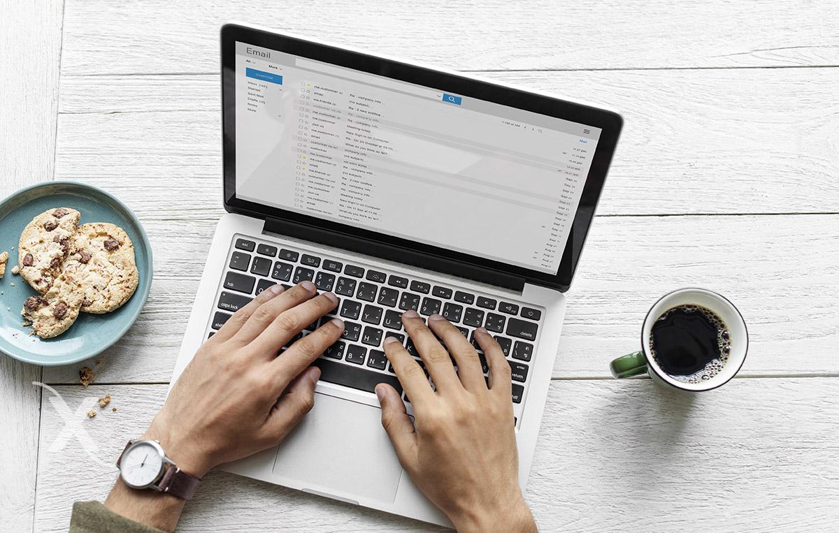 alta de correo de empresa en Gmail