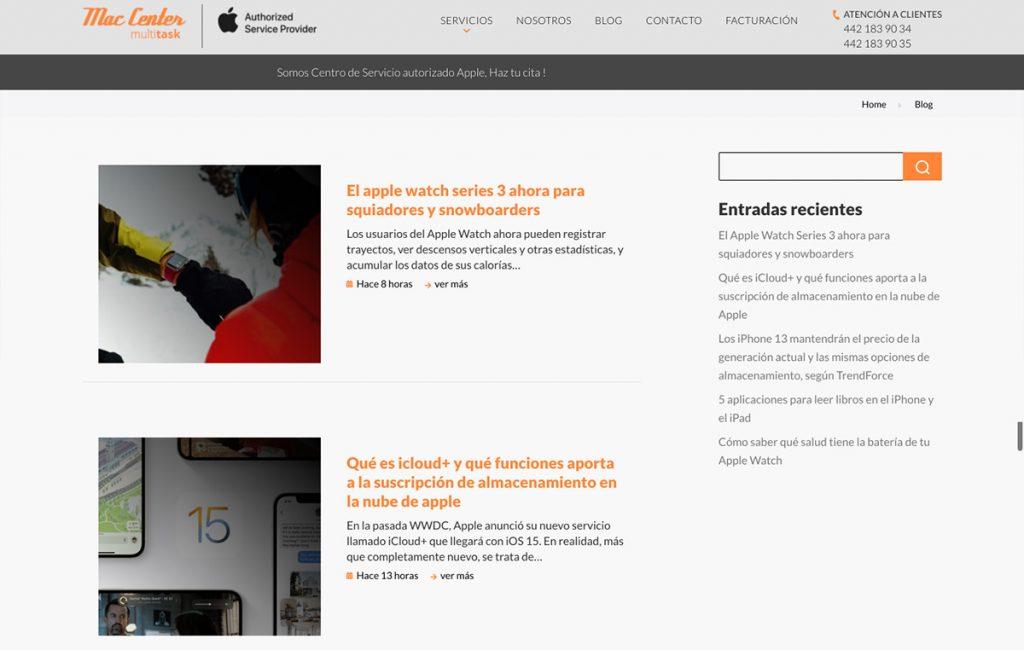 Diseño web san pedro