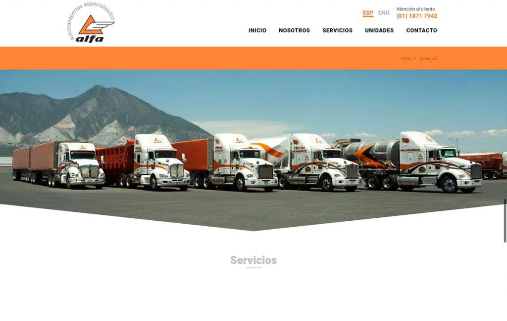 diseño de paginas web san pedro
